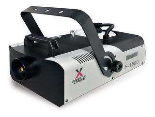 Maquina De Humo Camara 1500w American Xtreme Control F-1500