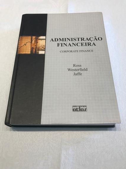 Livro Administração Financeira - Corporate Finance - Ross