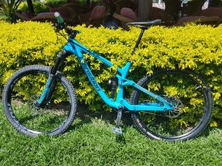 Bicicleta Transition Patrol 2017 De Carbon Talla M