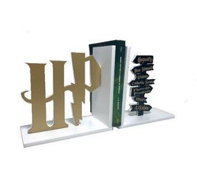 Aparador De Livro Personalizado Harry Potter
