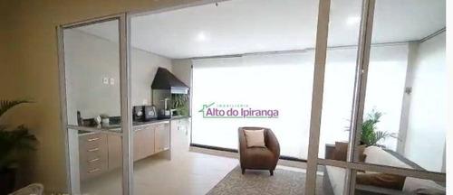 Apartamento À Venda, 94 M² Por R$ 1.110.000,00 - Vila Guarani (zona Sul) - São Paulo/sp - Ap5474