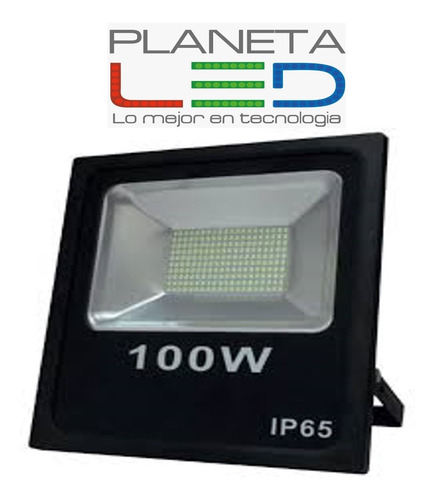 Reflector Led  100w Alta Potencia Bajo Consumo  Electrico
