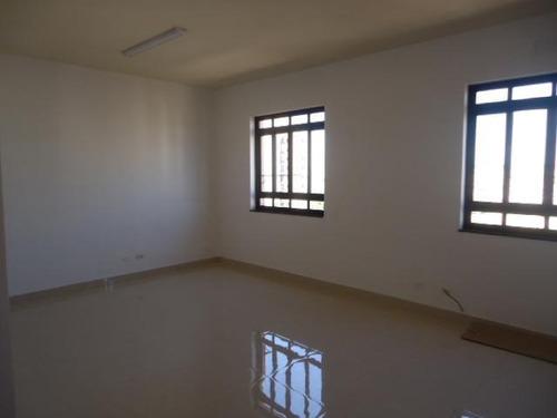 Conjunto Para Alugar, 55 M² Por R$ 1.100/mês - Centro - Ribeirão Preto/sp - Cj0007