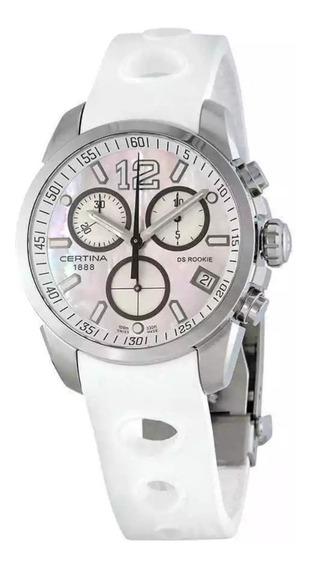 Reloj Certina Novato Cronografo Hombre