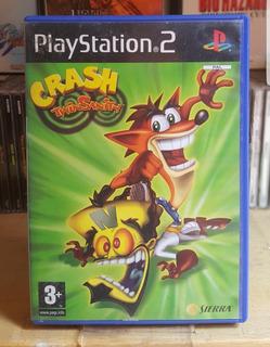 Crash Twinsanity (pal) Para Playstation 2 Ps2 ¡clasico!