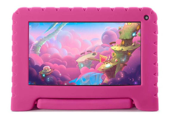 Tablet Kid Pad Lite Multilaser 1gb Ram 8gb 1.5ghz Quad Core