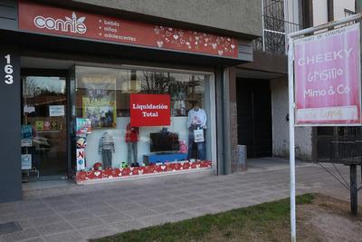Vendo Fondo De Comercio - Local Multimarca Ropa Niños