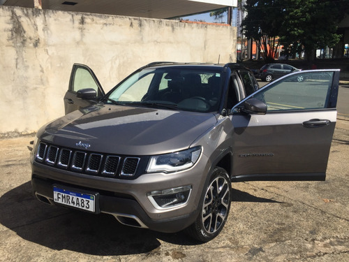 Jeep Compass Limited 4x4 2.0 Diesel