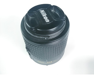 Lente Nikon 55 200mm Af-s Dx Vr2 D3300 D5300 D5500 D7100