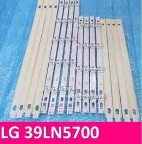 Kit Barras De Led Para Tv Lg 39 Ln5700,ln5400,ln6200