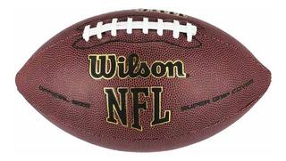 Bola De Futebol Americano Wilson Nfl Super Grip Oficial