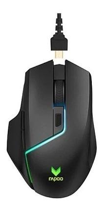Mouse Rapoo V320 Gaming Sem Fio Ou Com Fio