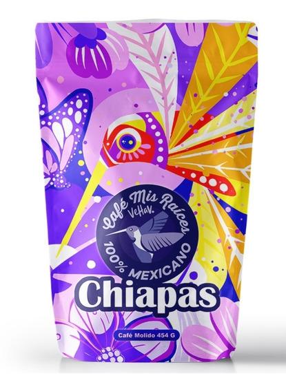 Café Molido Mis Raices Chiapas