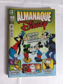 Almanaque Disney N° 377 Novo Lançamento