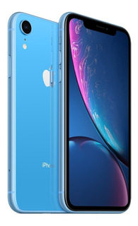 Apple iPhone Xr Dual Sim 64 Gb Azul E Vermelho