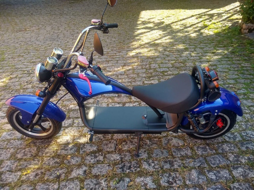 Scooter/patinete/moto Elétrica M3 Chooper