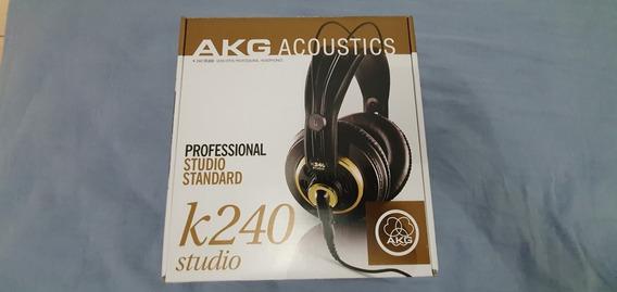 Fone Akg K240 Studio