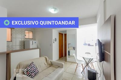 Apartamento No 2º Andar Mobiliado Com 1 Dormitório E 1 Garagem - Id: 892919020 - 219020