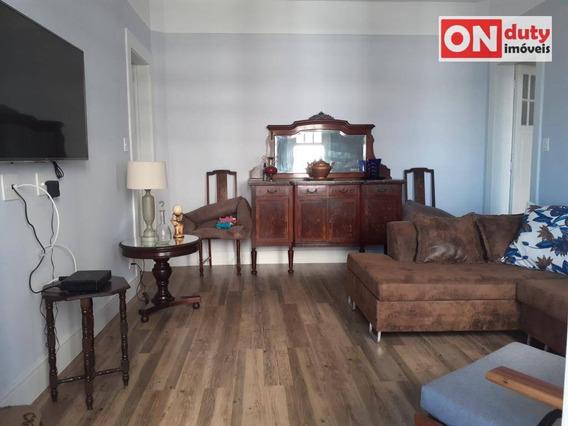 Apartamento Com 2 Dormitórios Para Alugar, 100 M² Por R$ 3.300/mês - Gonzaga - Santos/sp - Ap5003