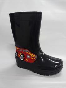 7baeddaf9ac Galocha Infantil Carro - Sapatos no Mercado Livre Brasil