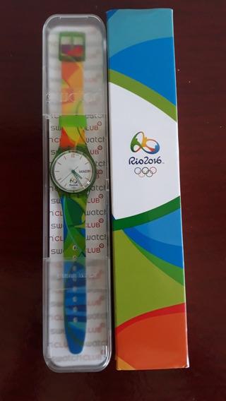 Relógio Olimpíadas Rio 2016