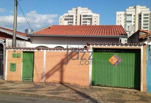 Casa 2 Dormitórios, No Taquaral, Próxima À Norte-sul E Orosimbo Maia - Ca5328