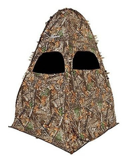 Outhouse Ground Hunting Blind Realtree Xtra