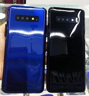 Smartphone S10 Com Sensor Biométrico Real Celular Barato