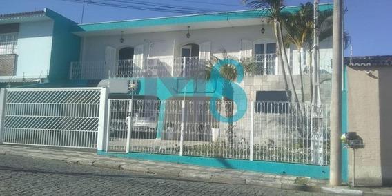 Sobrado À Venda, 351 M² Por R$ 1.500.000 - Vila Sud Menuci - Mogi Das Cruzes/sp - So0114