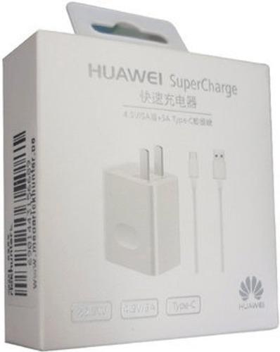 Cargador Super Carga Original Huawei 4.5 V 5 A