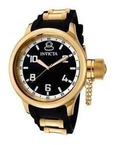 Relógio Invicta Original Rússian Drive 1959