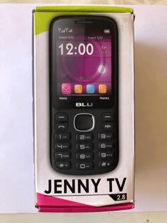 Celular Blu Jenny Tv 2.8 - Vitrine