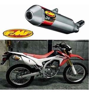Escape Fmf Racing Honda Crf 250 L Original Usa!!! Rider Pro