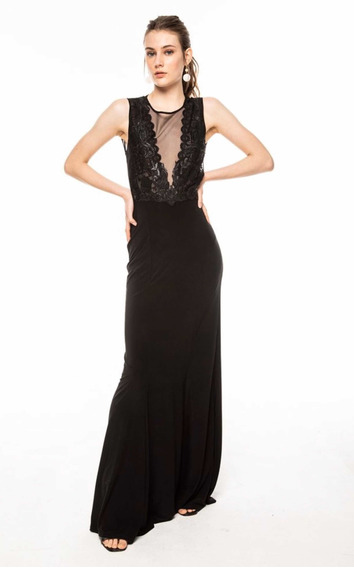Vestido De Fiesta Largo Aura Ciara