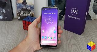 Motorola One Vision 4gb Ram, 128 Gb Rom