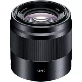 Lente Sony Sel 50mm F/1.8 Oss