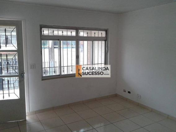 Casa Com 3 Dormitórios Para Alugar, 147 M² Por R$ 2.900/mês - Vila Talarico - São Paulo/sp - Ca6182