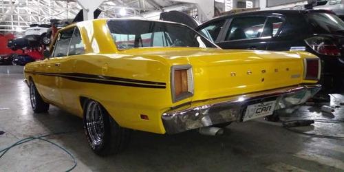 Dodge Dart De Luxo Se Dart Se Coupe Amarelo