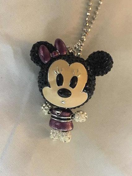 Swarovski Collar Disney Minnie Mouse 100% Original