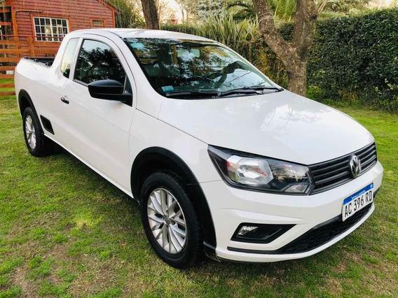 Volkswagen Saveiro 1.6 Gp Ce 101cv Safety + Pack High 2018