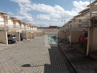 Vendo Sobrado Em Condomínio Na Vila Nova Aparecida Em Mogi Das Cruzes - So0103