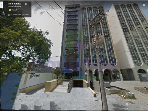 Sala Comercial A Venda, Saint Paul, Jundiaí - Sa07978 - 33877073
