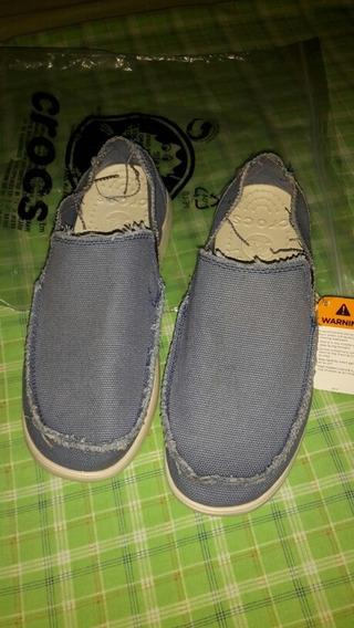 Zapatos De Caballero Marca Crocs Talla 38 (35$)