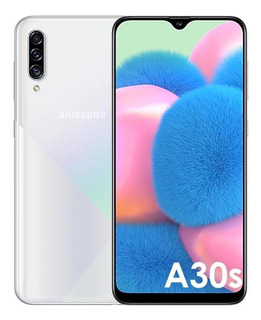 Celular Samsung Galaxy A30s 64gb - Blanco