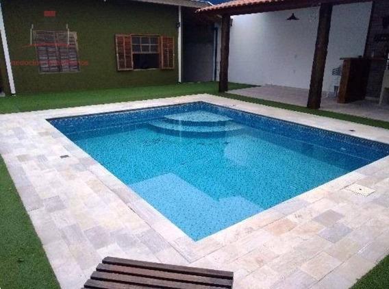 Casa Com 3 Dormitórios À Venda, 151 M² Por R$ 660.000,00 - Jardim Satélite - São José Dos Campos/sp - Ca0581