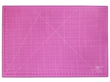 Base De Corte 30x45 Patchwork,scrapbook Rosa