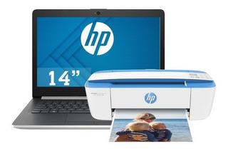 Laptop Hp 14-cm0098lm,8gb Ram,1tb+ Multifuncional,facturamos
