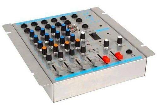 Mesa De Som / Mixer 4 Canais Omx 412 - Oneal