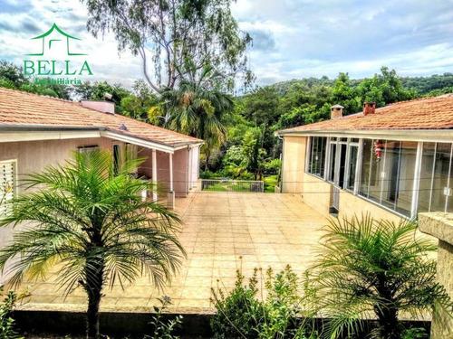 Sítio À Venda, 33000 M² Por R$ 1.800.000 - Zona Rural - Brotas/sp - Si0002