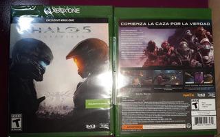 Halo 5 Xbox One Nuevo Sellado